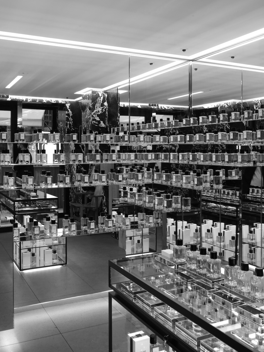 Hedi Slimane | Boutique Celine París